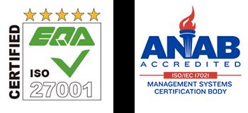 ISO/IEC 27001:2013 認証