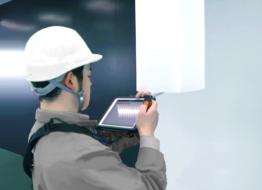 高砂熱学工業株式会社様と「風量測定機能」オプションを共同開発