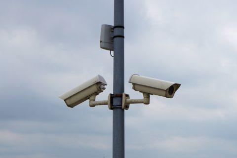現場監視カメラ